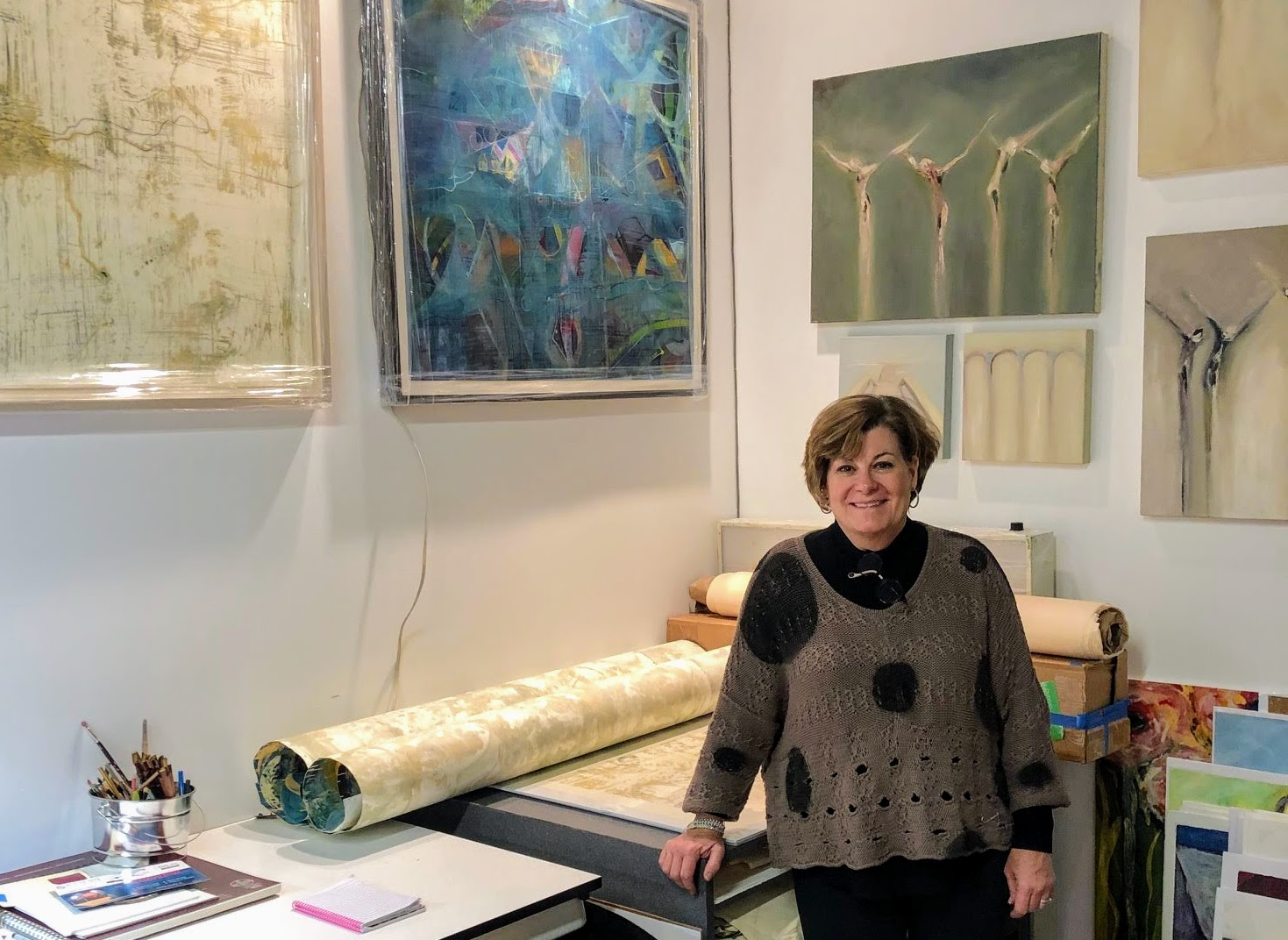 Anne Hanley Seaberg Picture Framing